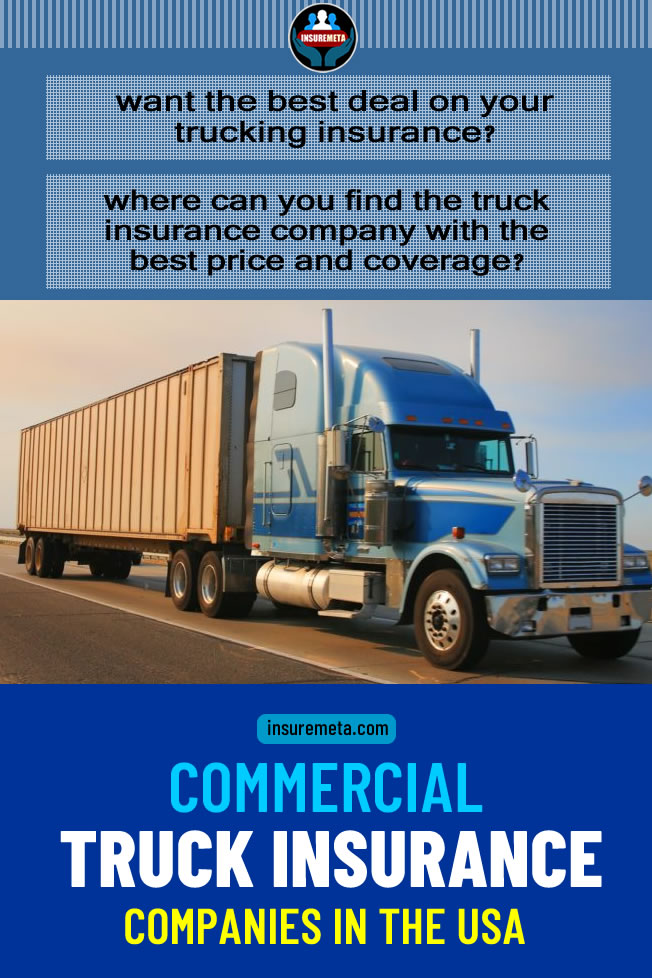 Commercial Truck Insurance Companies in the USA #TruckInsurance #TruckInsuranceCompanies #CommercialTruckInsurance #USA
